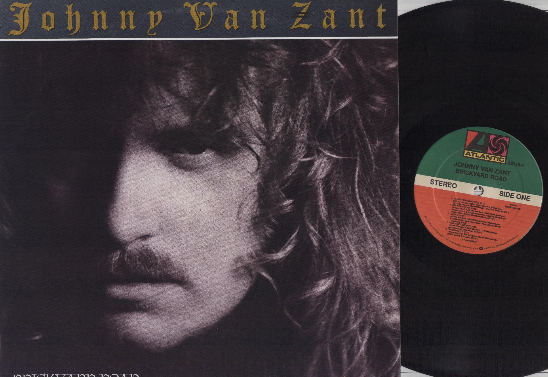Johnny Van Zant - Brickyard Road - LP