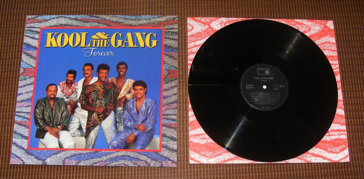 KOOL & THE GANG - Forever - LP