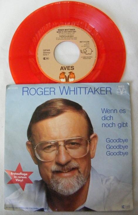 Roger Whittaker - Wenn Es Dich Noch Gibt - 7inch