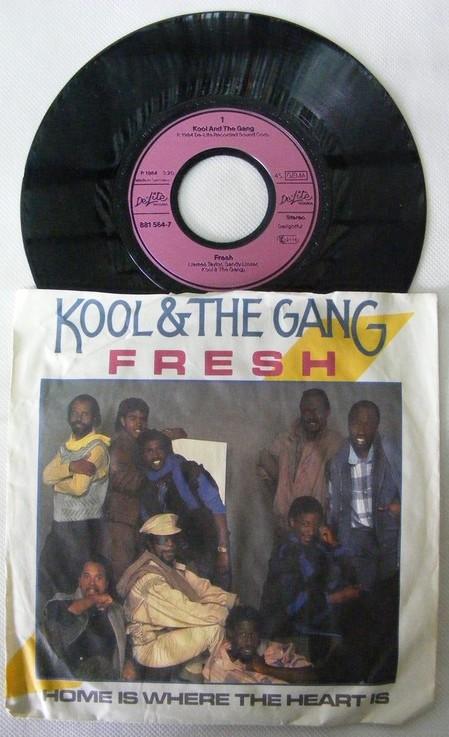 KOOL & THE GANG - Fresh - 7inch x 1
